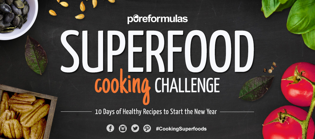 SuperFood Cooking Challenge