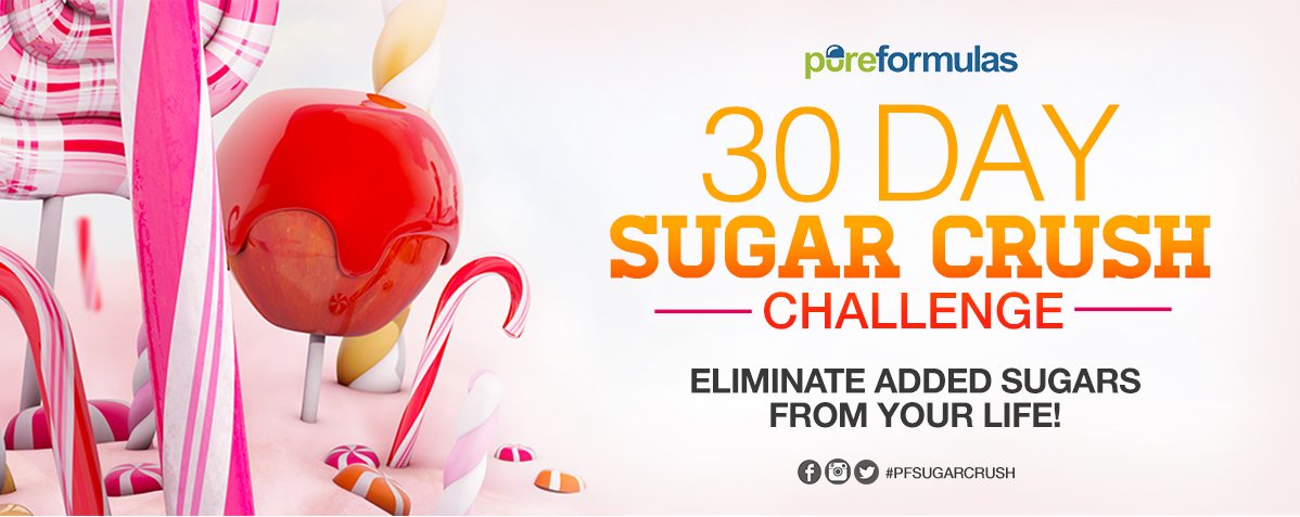 30 Day Sugar Crush Challenge
